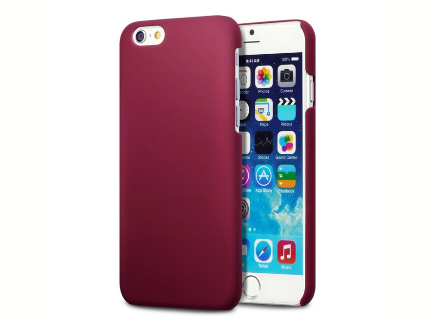 CaseBoutique Frosted Case - iPhone 6 Plus/6S Plus hoesje