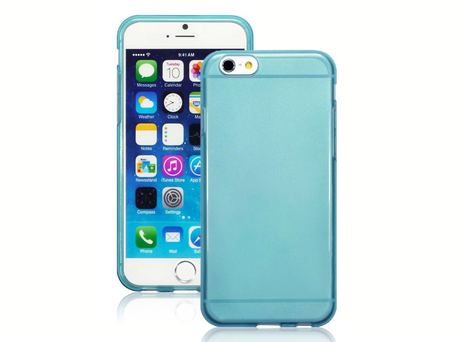 CaseBoutique TPU Soft Case - Hoesje voor iPhone 6/6S Plus