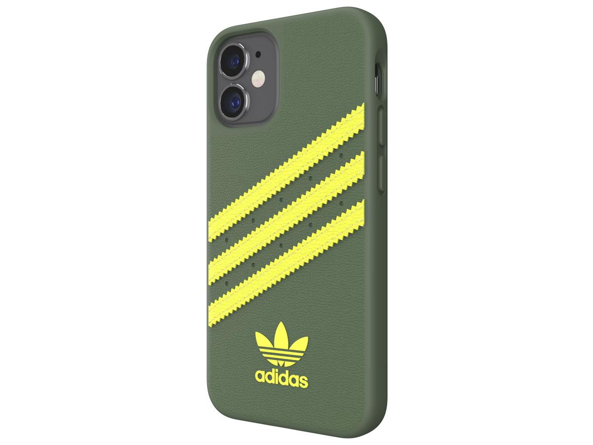 Adidas Originals Case Groen - iPhone 12 Mini hoesje