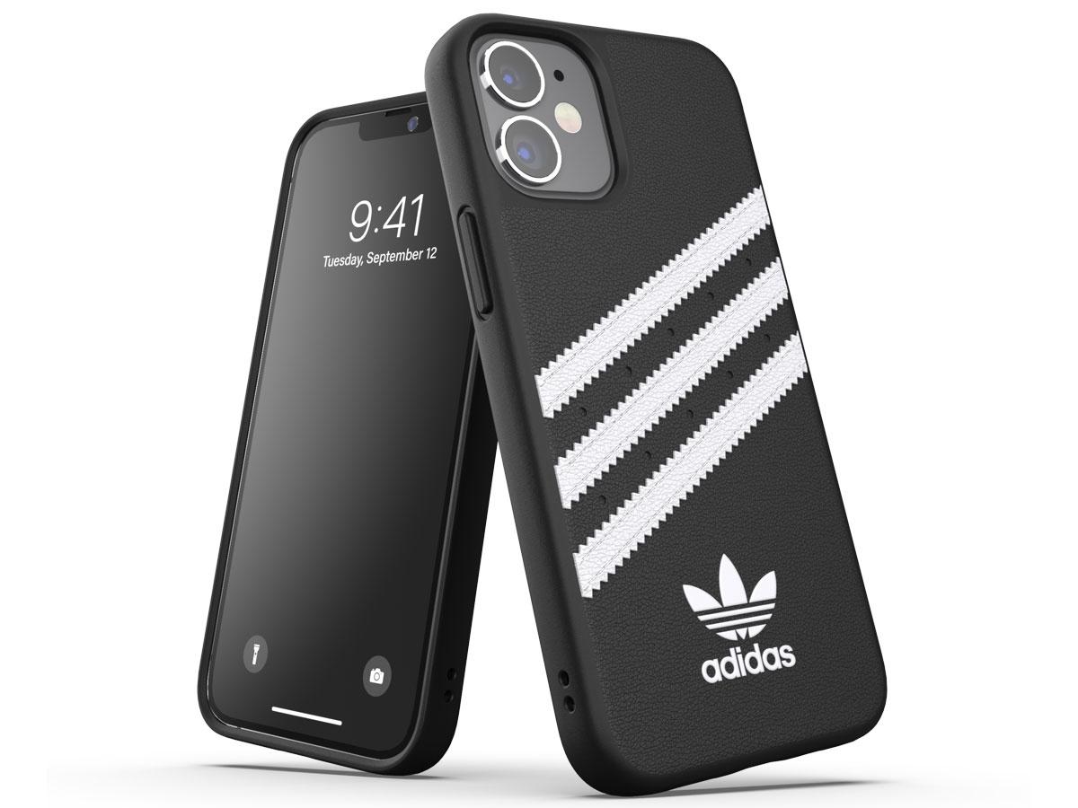Adidas Originals Case Zwart - iPhone 12 Mini hoesje