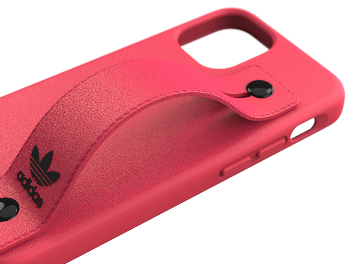 Adidas Originals Handstrap Case Roze - iPhone 12 Mini hoesje