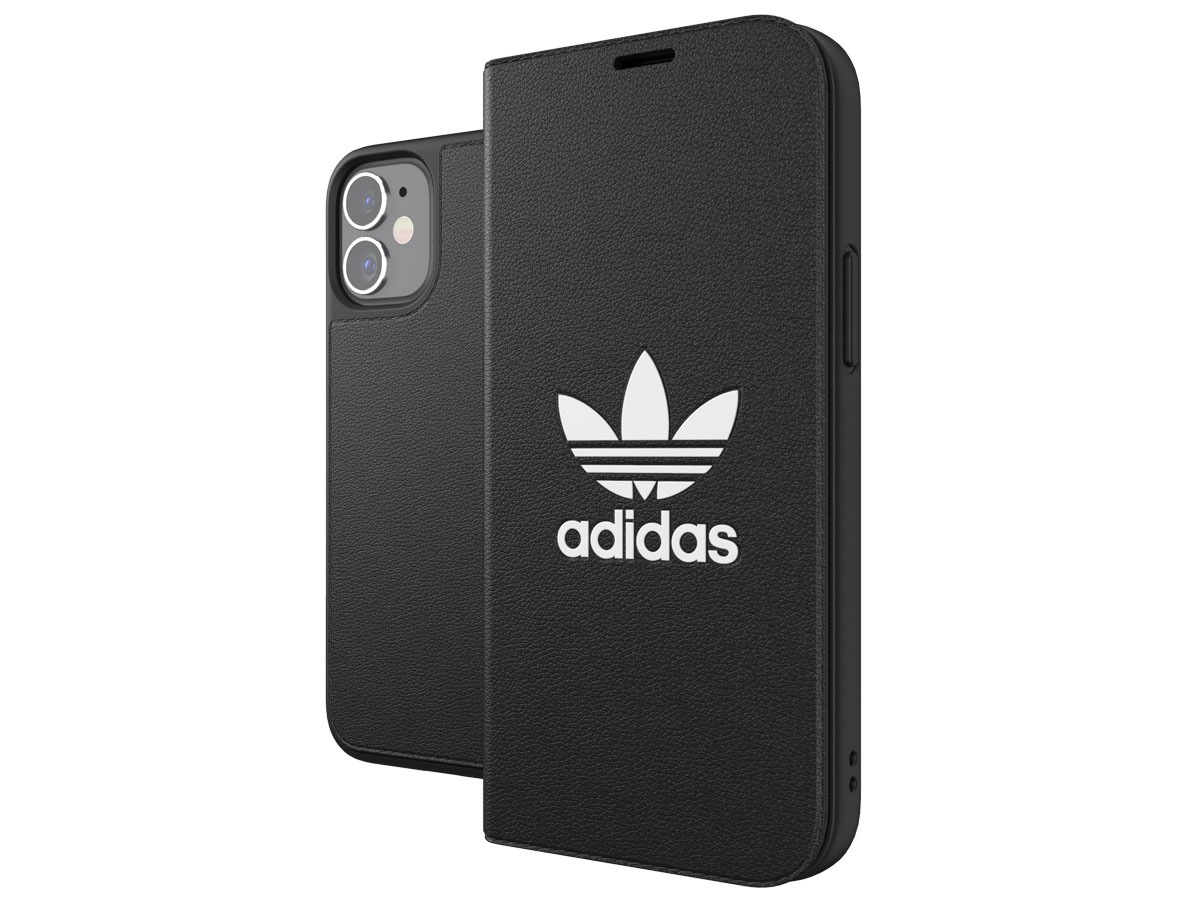 Adidas Originals Logo Booklet Case - iPhone 12 Mini hoesje