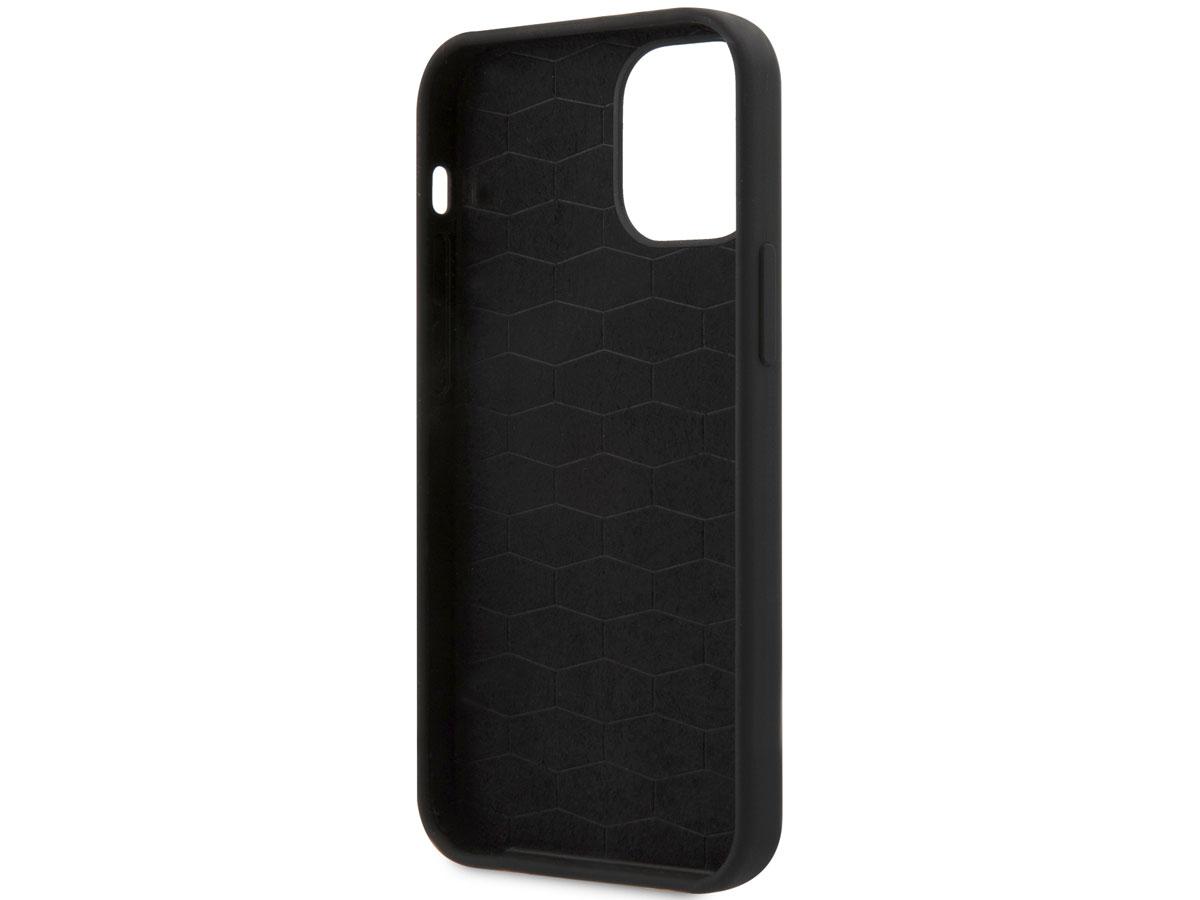 BMW M Sport Silicone Hard Case - iPhone 12 Mini hoesje