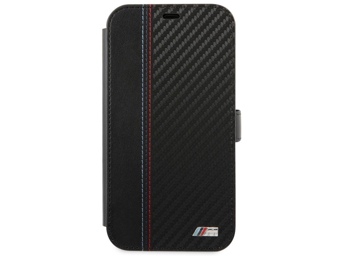 BMW M Sport Color Stitch Bookcase - iPhone 12 Mini hoesje