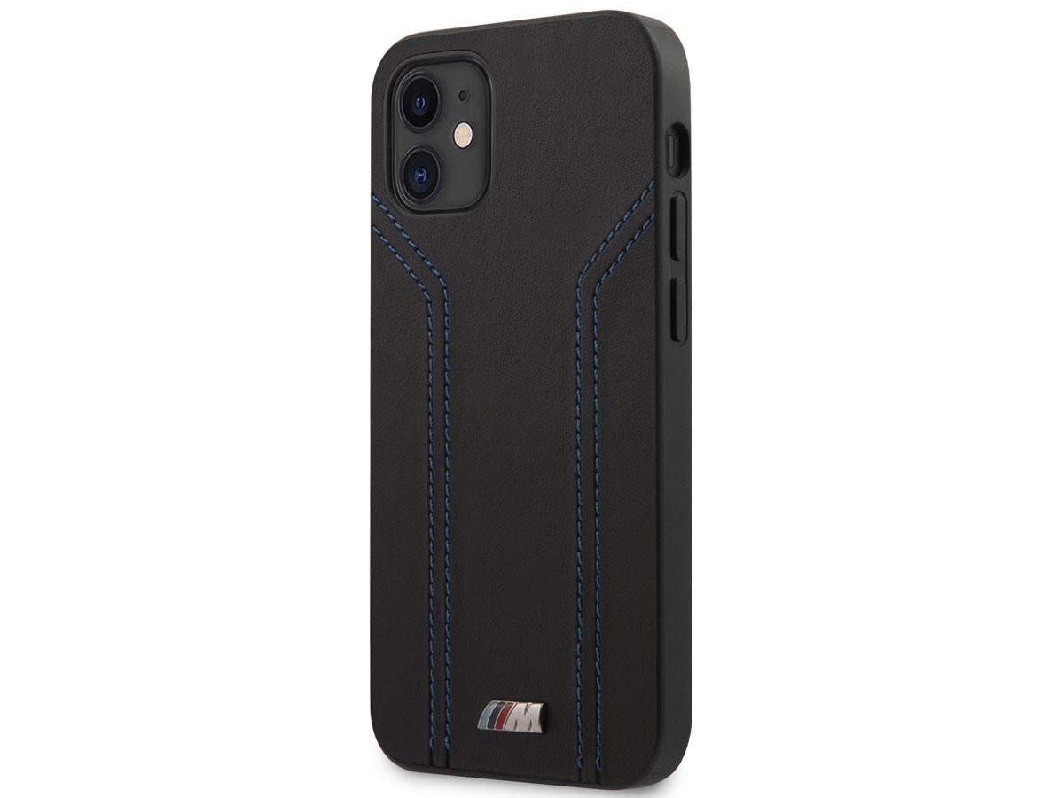 BMW M Sport Stitches Case - iPhone 12 Mini hoesje
