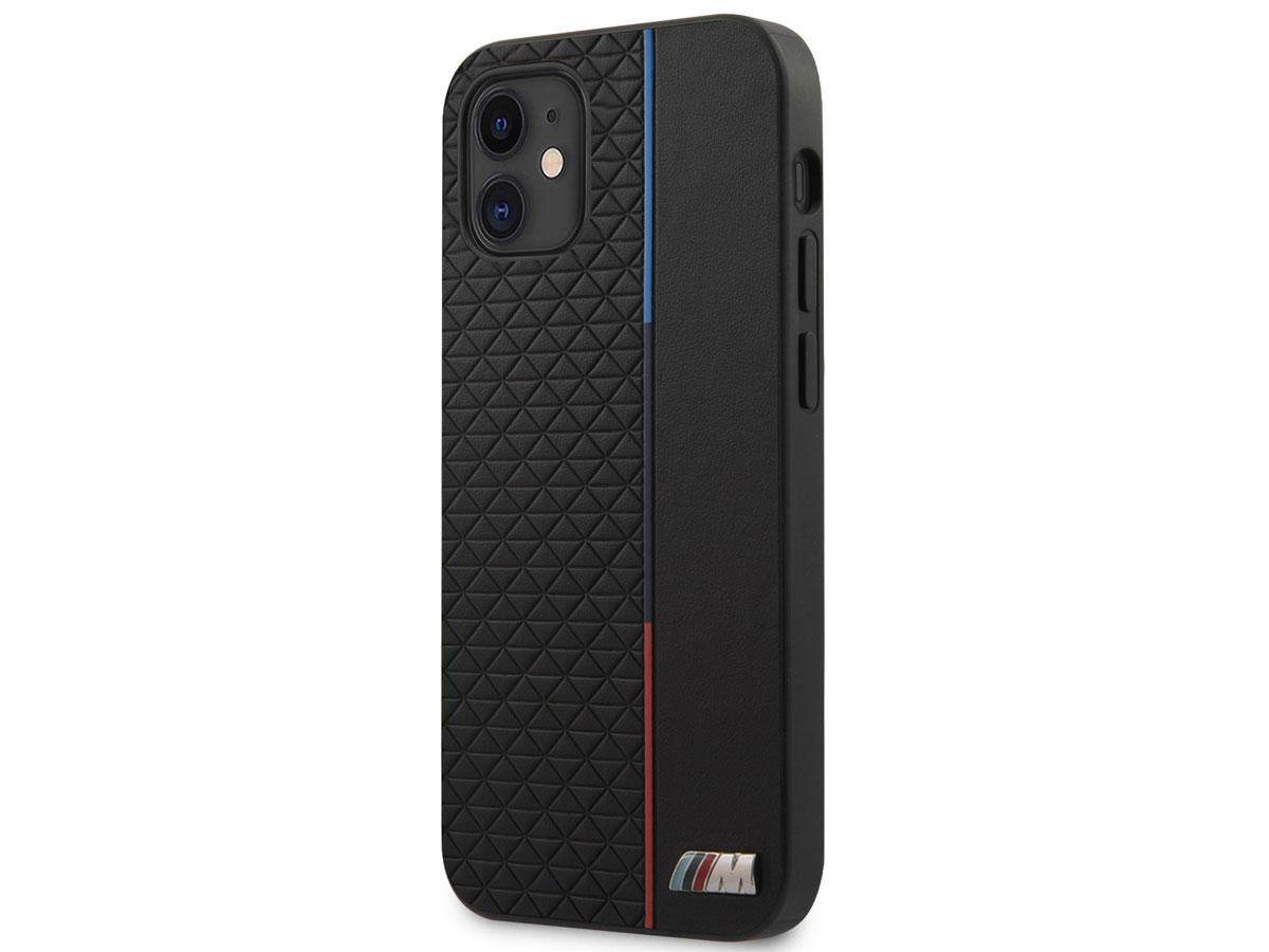 BMW M Sport Tricolor Stripe Case - iPhone 12 Mini hoesje