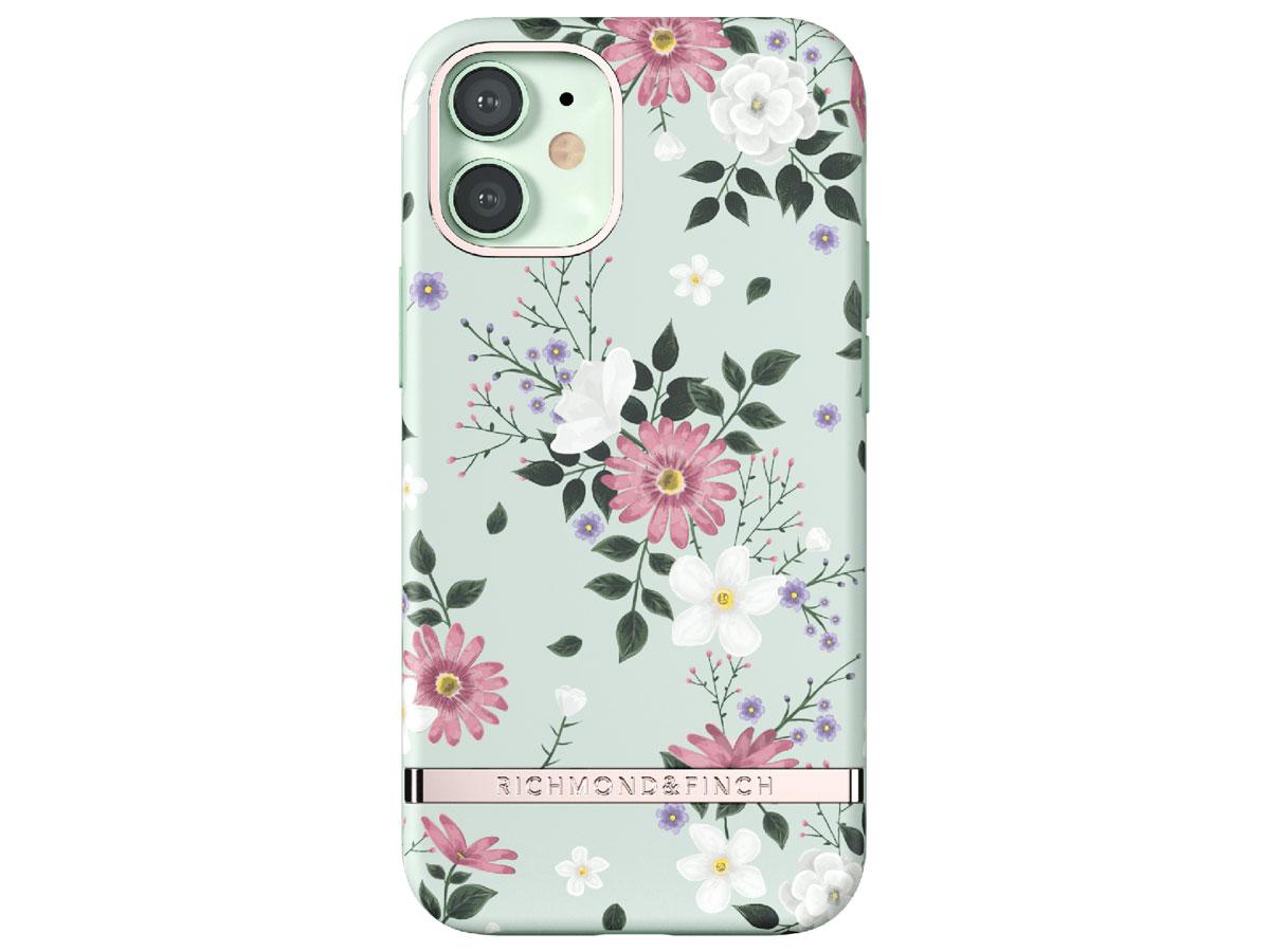 Richmond & Finch Sweet Mint Case - iPhone 12 Mini hoesje Mintgroen