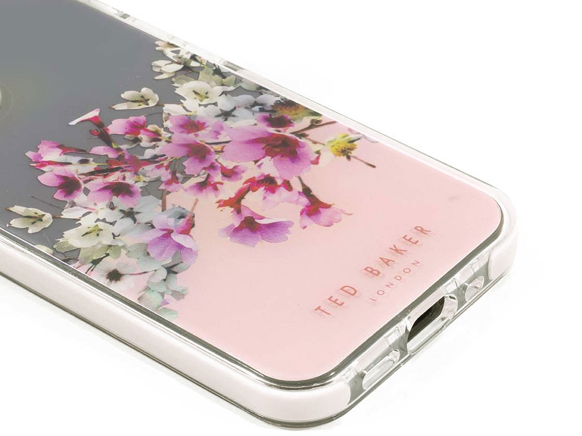 Ted Baker Jasmine Anti-Shock Case - iPhone 12 Mini Hoesje