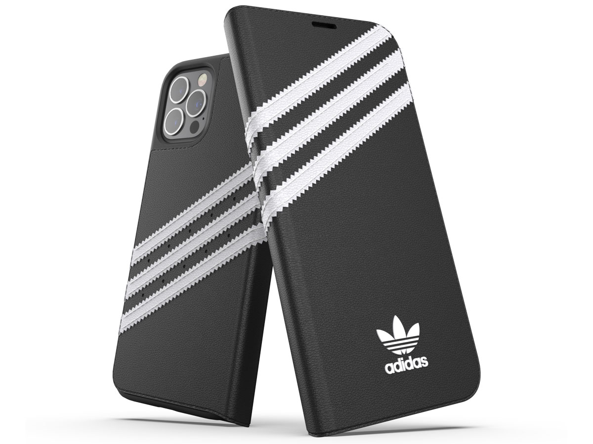 Adidas Originals Booklet Case - iPhone 12/12 Pro hoesje