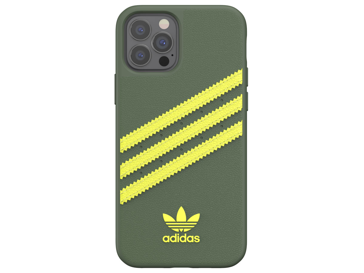 Adidas Originals Case Groen - iPhone 12/12 Pro hoesje