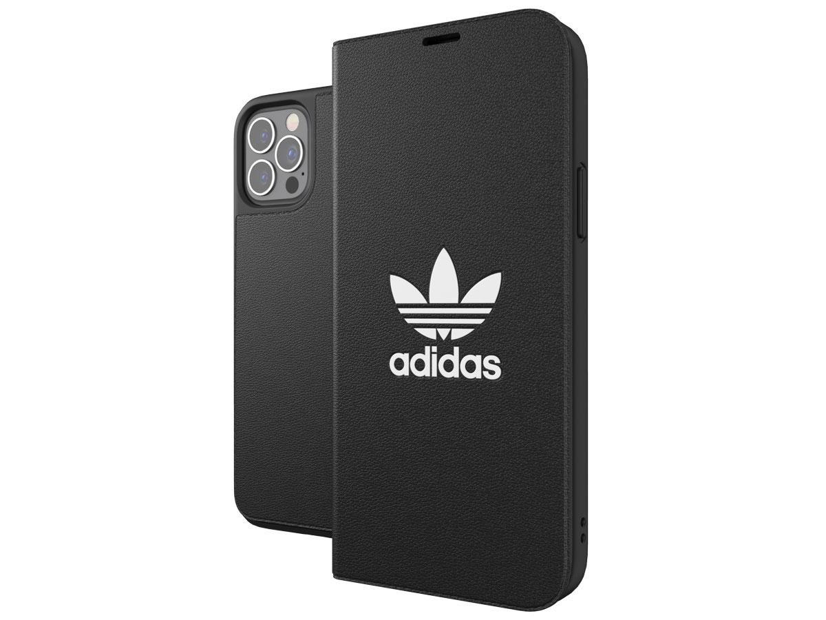 Adidas Originals Logo Booklet Case - iPhone 12/12 Pro hoesje