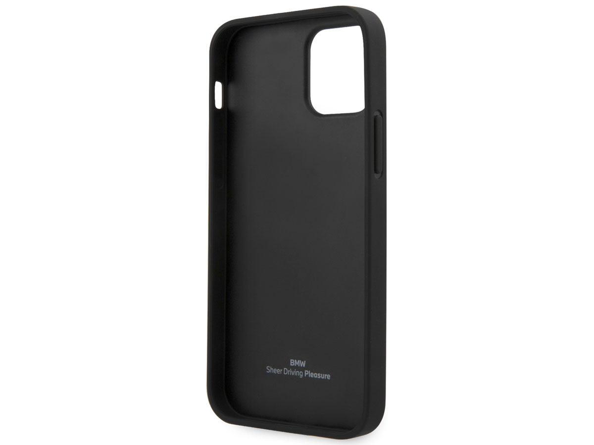 BMW Signature Debossed Logo Case - iPhone 12/12 Pro hoesje