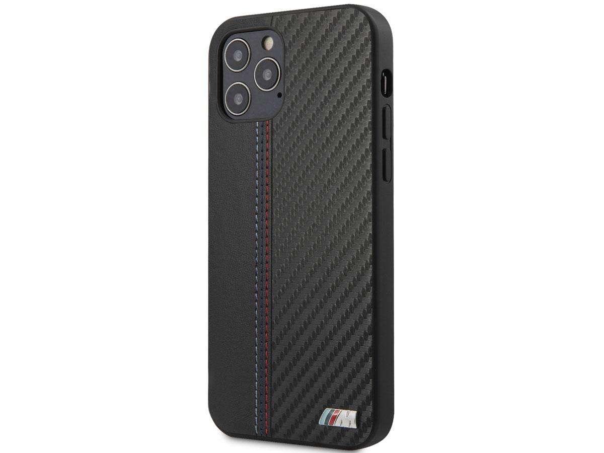 BMW M Sport Color Stitch Case - iPhone 12/12 Pro hoesje