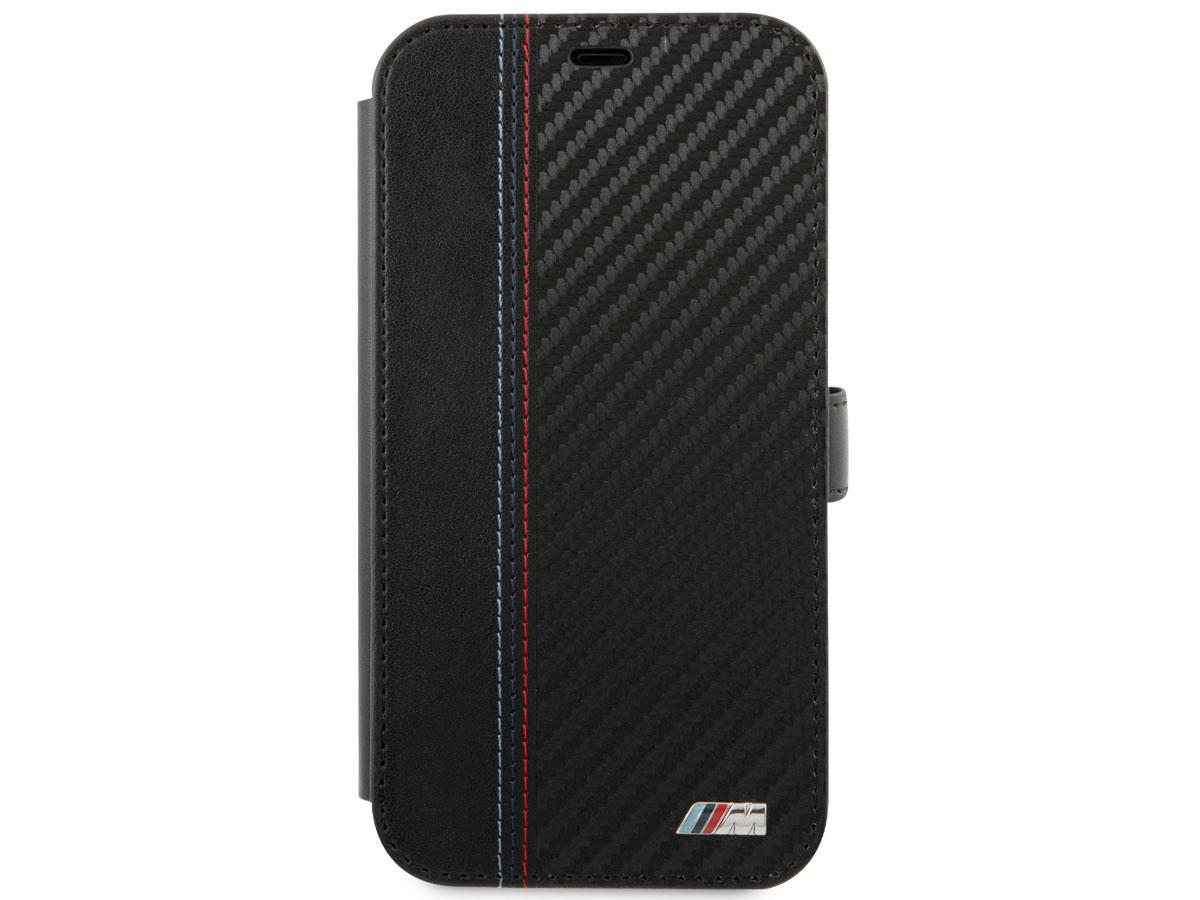 BMW M Sport Color Stitch Bookcase - iPhone 12/12 Pro hoesje