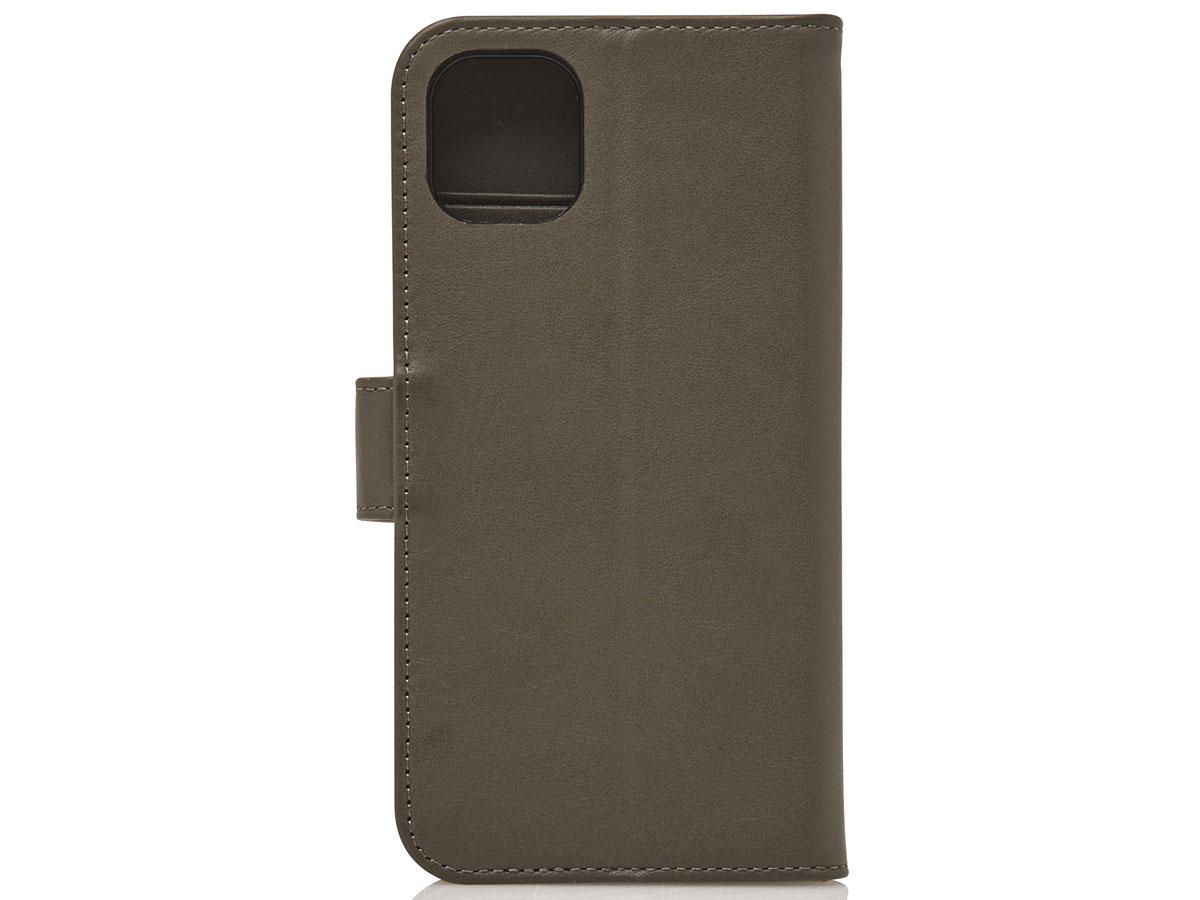 Castelijn & Beerens 2in1 Wallet Groen Leer - iPhone 12/12 Pro hoesje