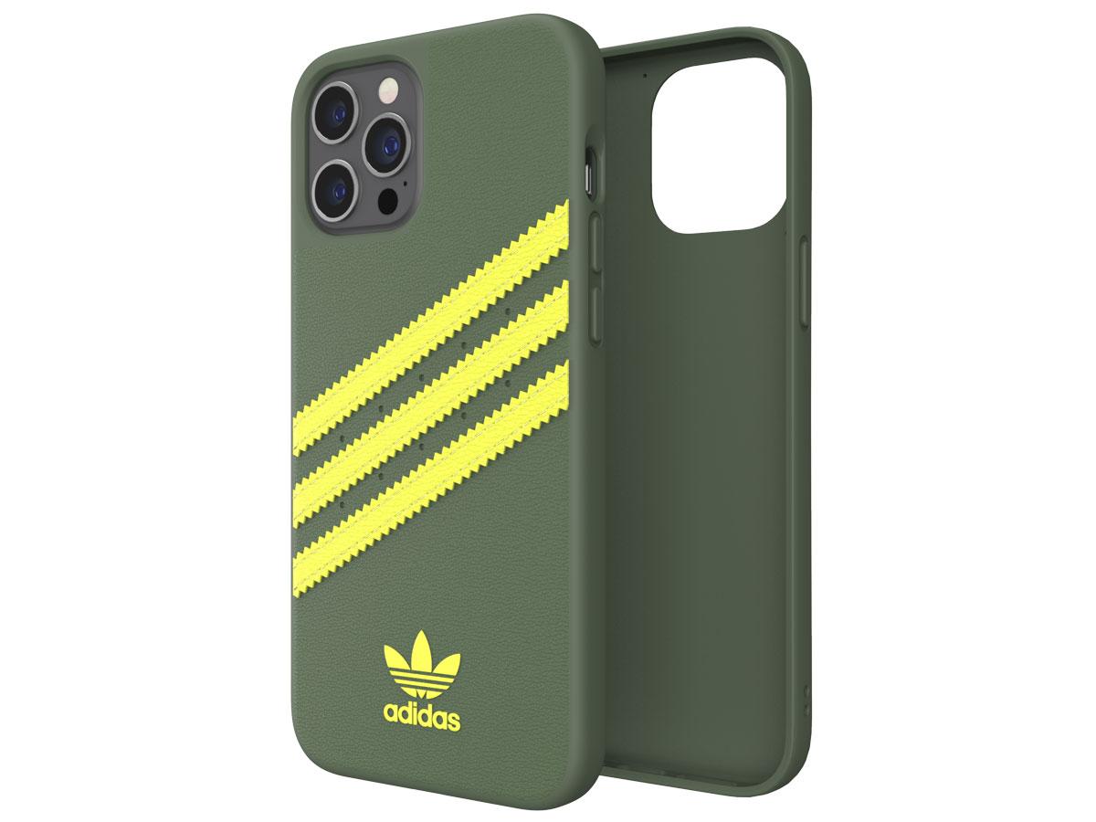 Adidas Originals Case Groen - iPhone 12 Pro Max hoesje
