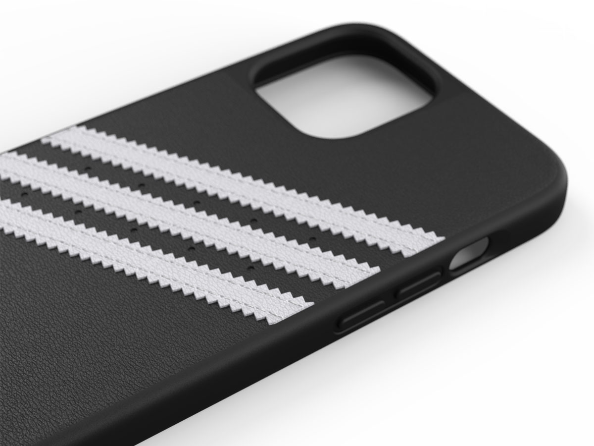 Adidas Originals Case Zwart - iPhone 12 Pro Max hoesje