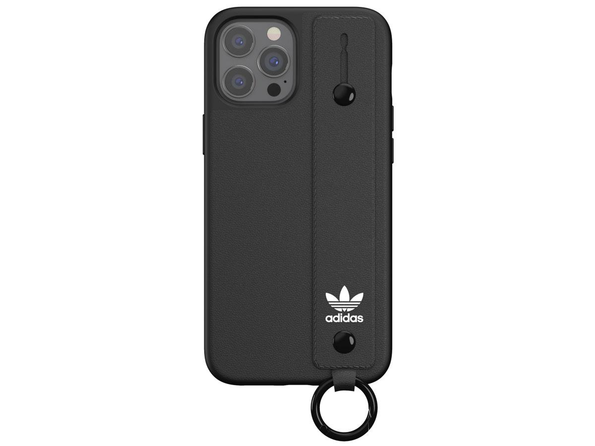 Adidas Originals Handstrap Case Zwart - iPhone 12 Pro Max hoesje