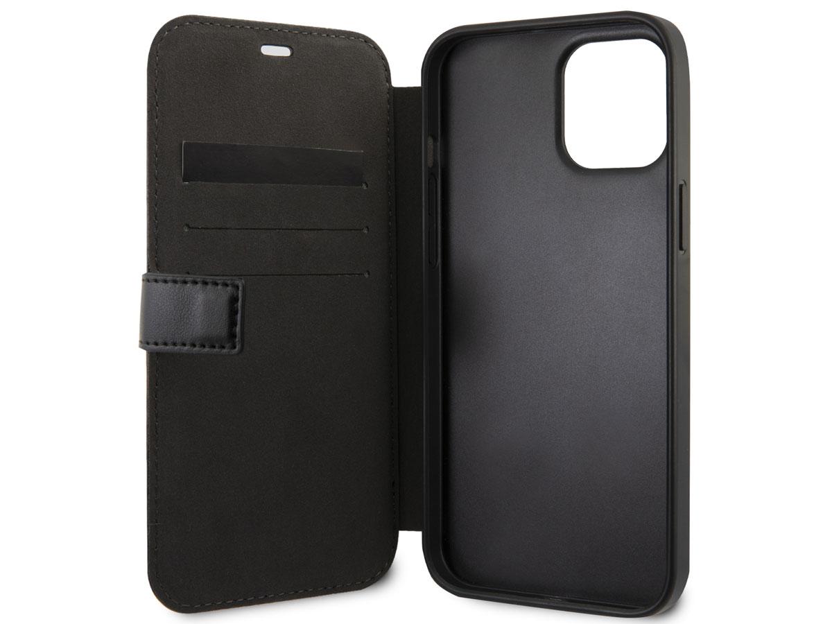 BMW M Sport Color Stitch Bookcase - iPhone 12 Pro Max hoesje