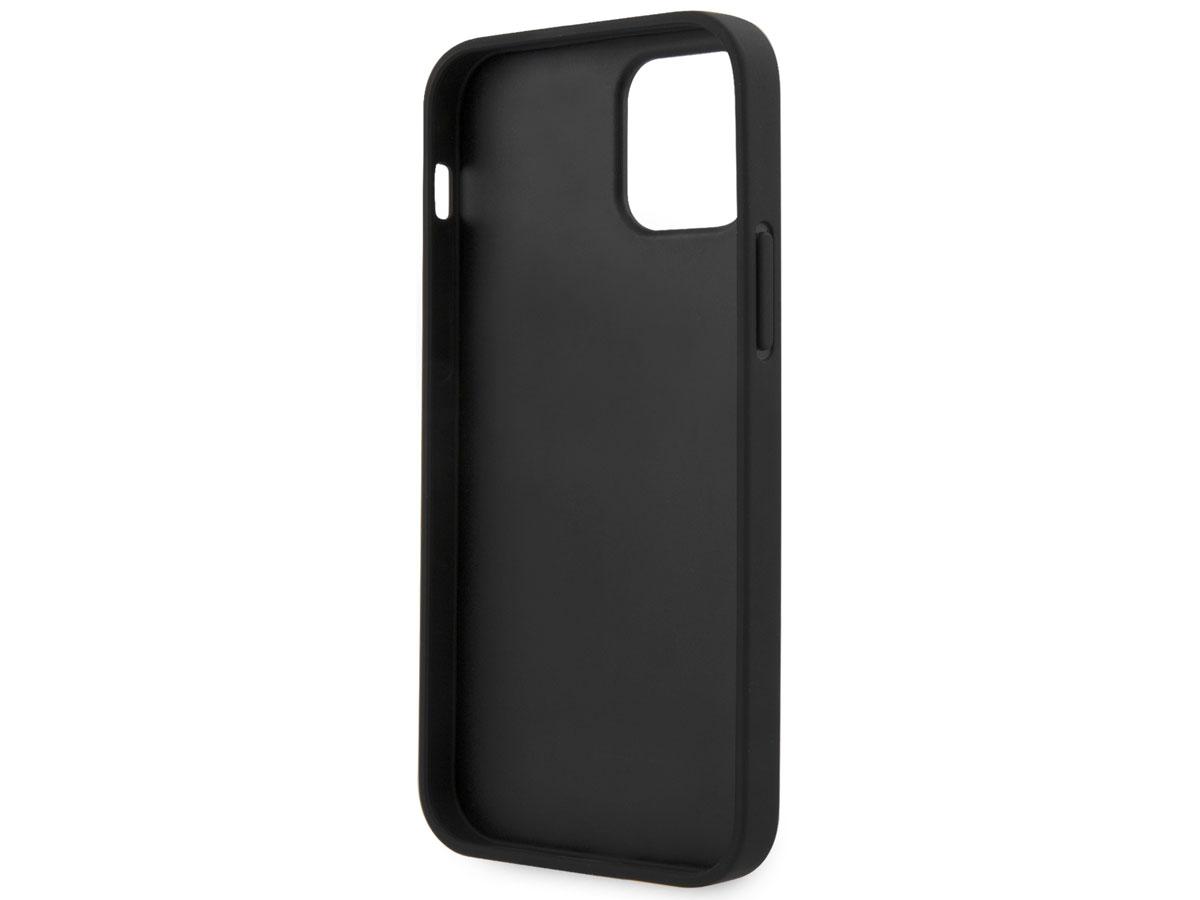 BMW M Sport Tricolor Carbon Case - iPhone 12 Pro Max hoesje