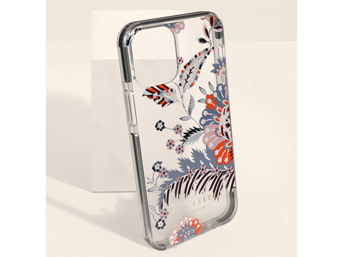Ted Baker Spiced Up Anti-Shock Case - iPhone 12 Pro Max Hoesje