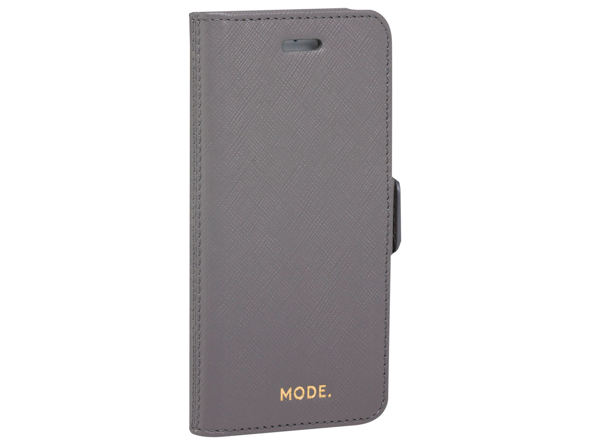dbramante1928 MODE. 2in1 Folio Grijs - iPhone SE 2020/8/7 Hoesje