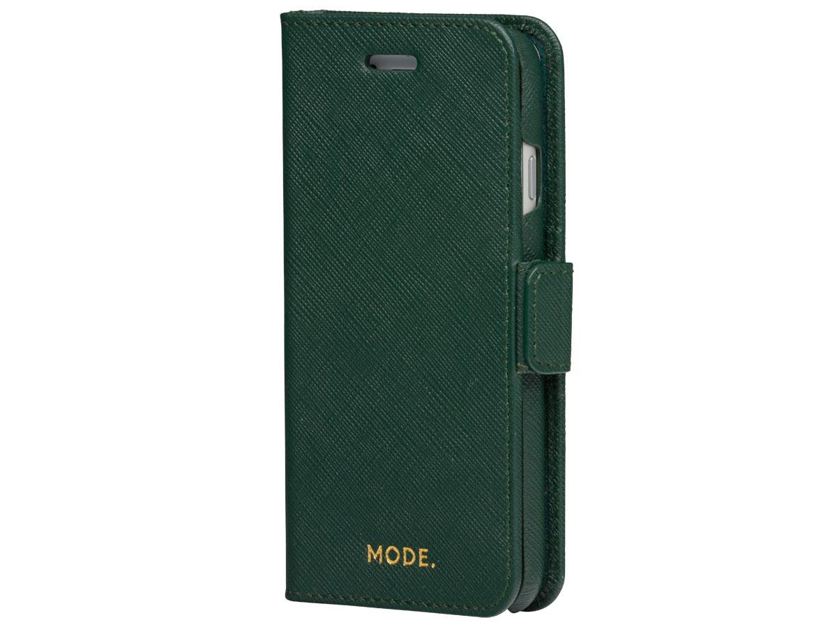 dbramante1928 MODE. 2in1 Folio Groen - iPhone SE 2020/8/7 Hoesje