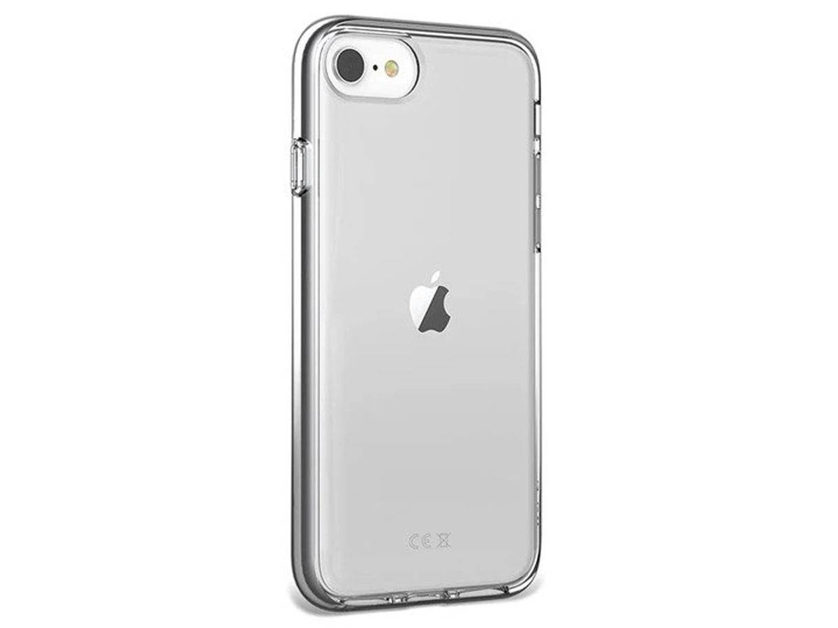 Mous Clarity Lite Case Transparant - iPhone SE 2020/8/7 hoesje