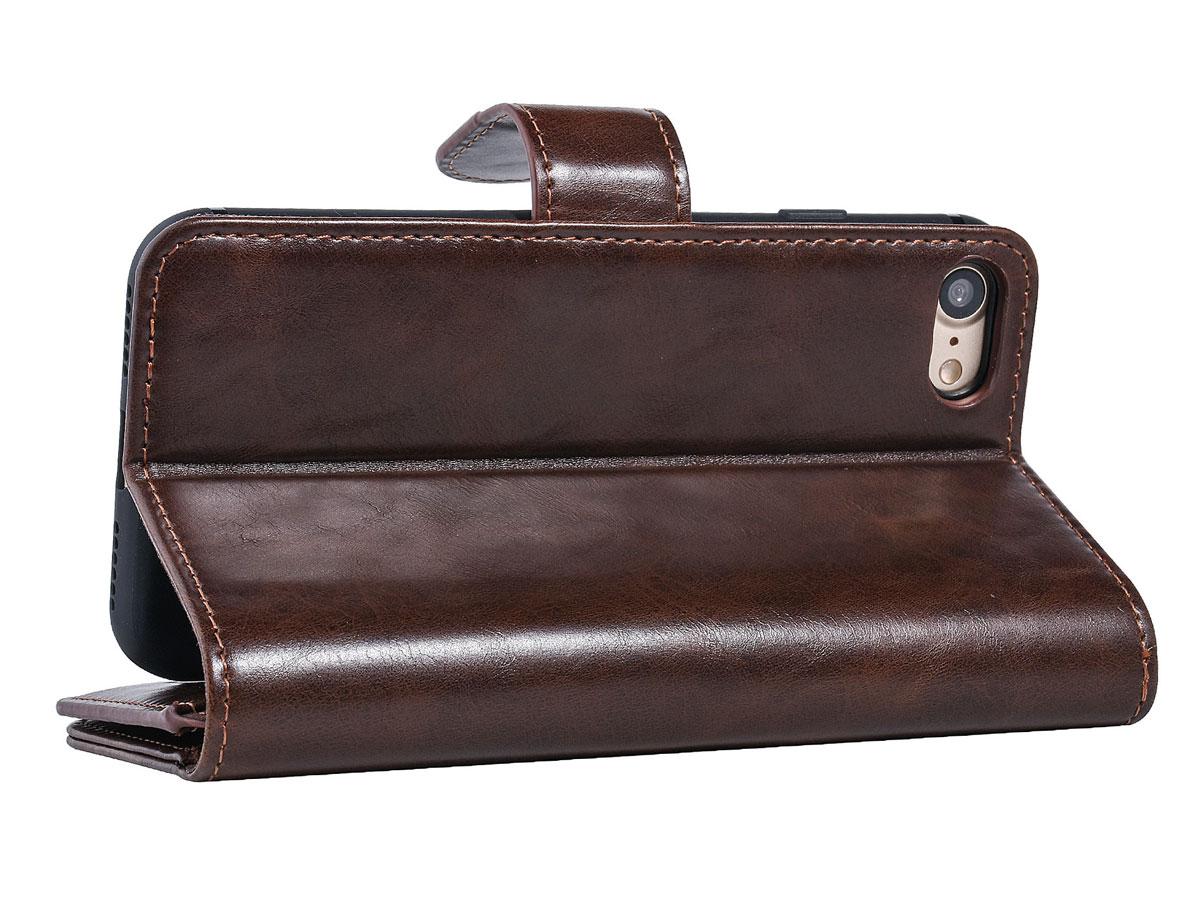 Uniq True Wallet Case Bruin - iPhone SE 2020 / 8 / 7 hoesje