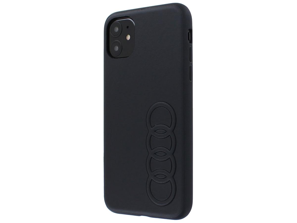 Audi TT Series Hard Case Zwart - iPhone 11 hoesje