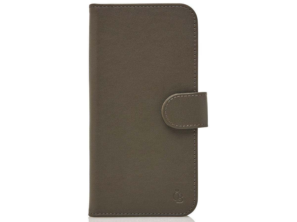 Castelijn & Beerens 2in1 Wallet Groen Leer - iPhone 11/XR hoesje