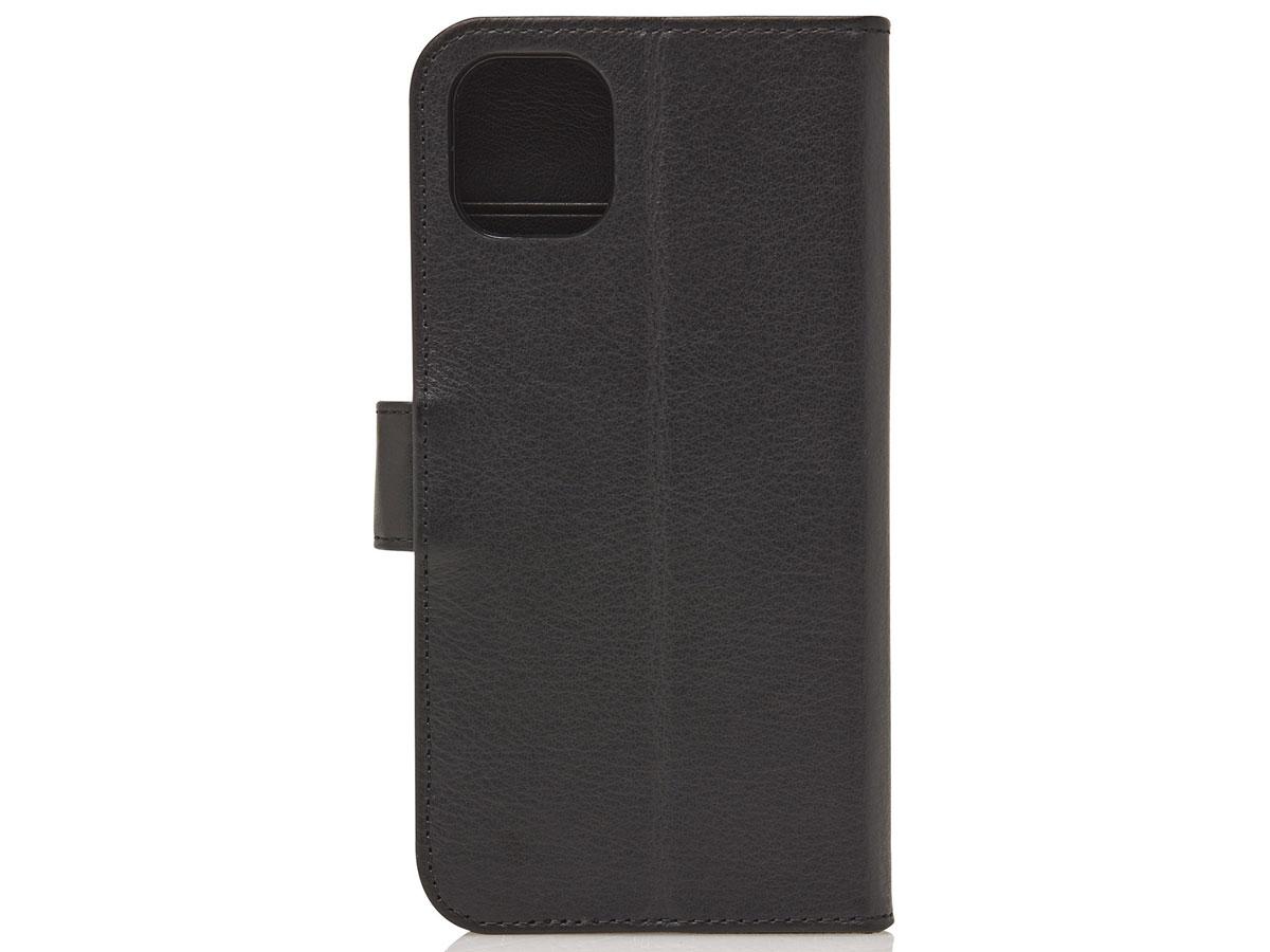 Castelijn & Beerens 2in1 Wallet Zwart Leer - iPhone 11/XR hoesje