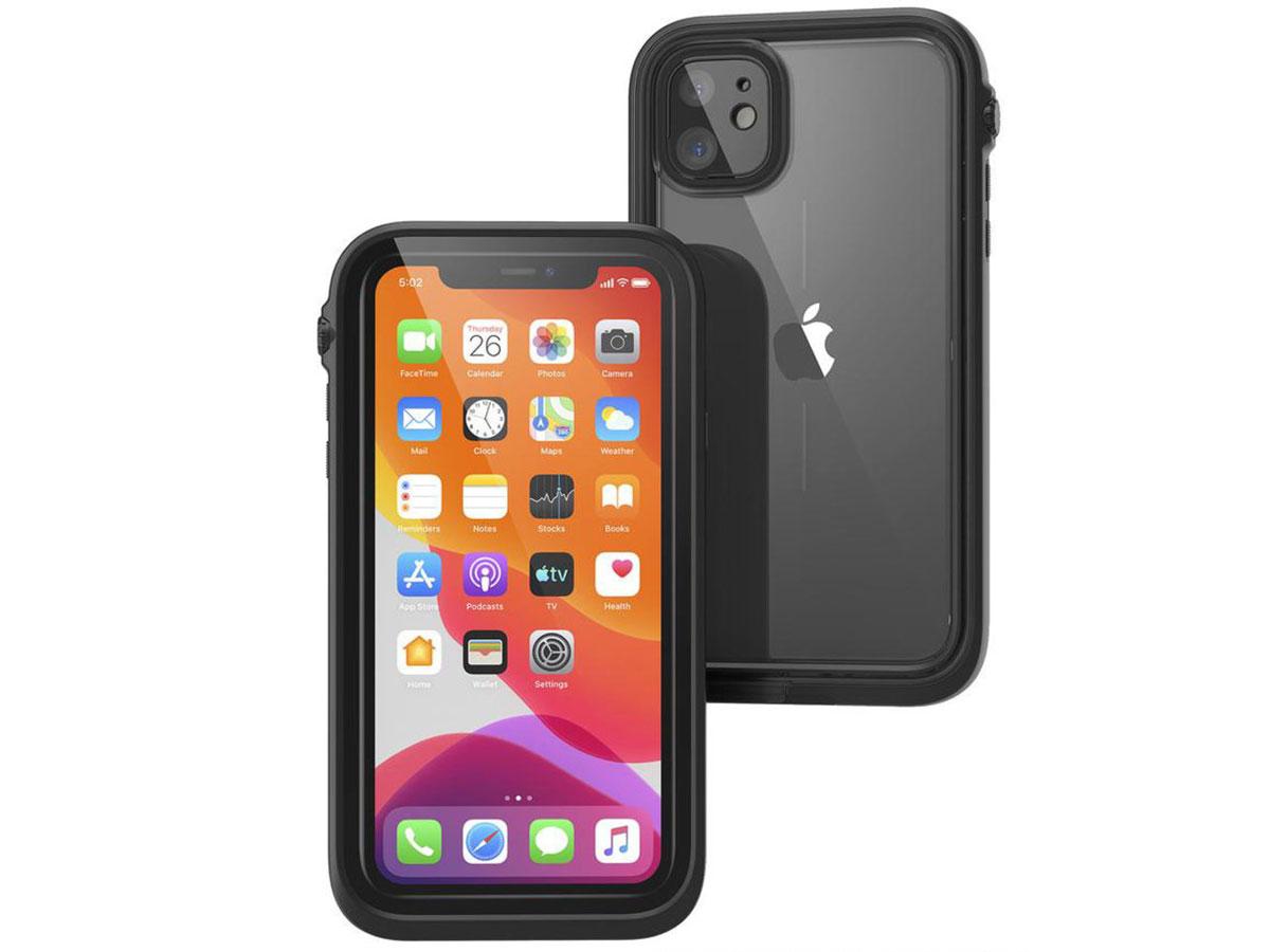 Catalyst Case - Waterdicht iPhone 11 hoesje Zwart