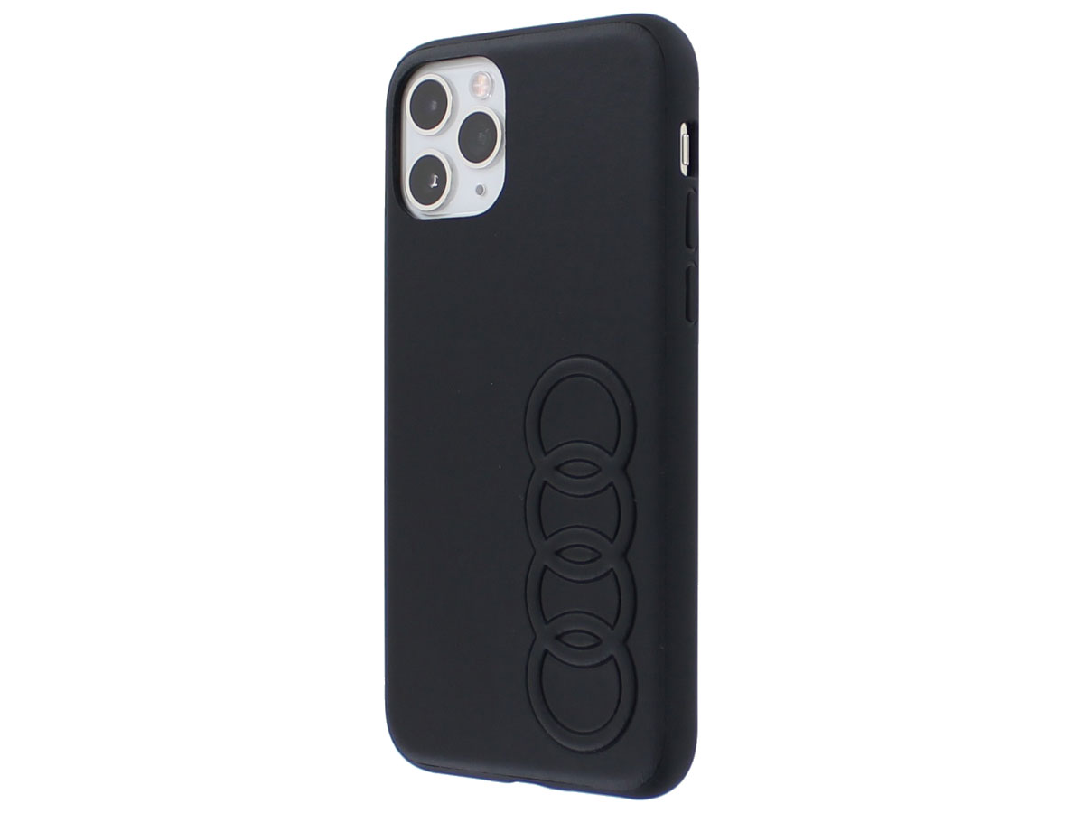 Audi TT Series Hard Case Zwart - iPhone 11 Pro hoesje