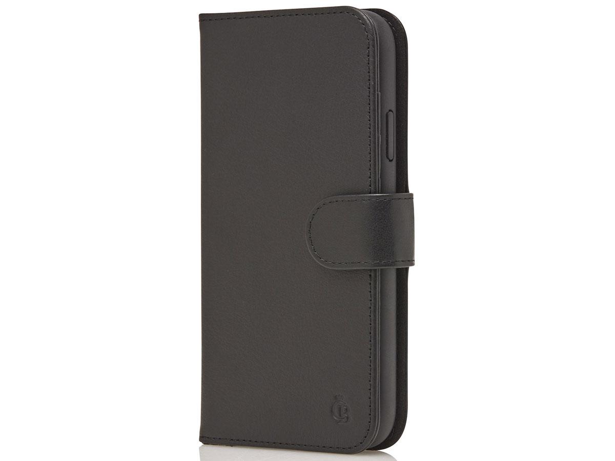 Castelijn & Beerens 2in1 Wallet Zwart Leer - iPhone 11 Pro hoesje