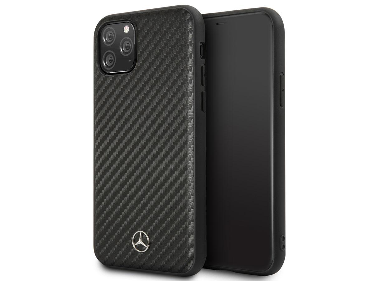 Mercedes-Benz Dynamic Case - iPhone 11 Pro hoesje Zwart
