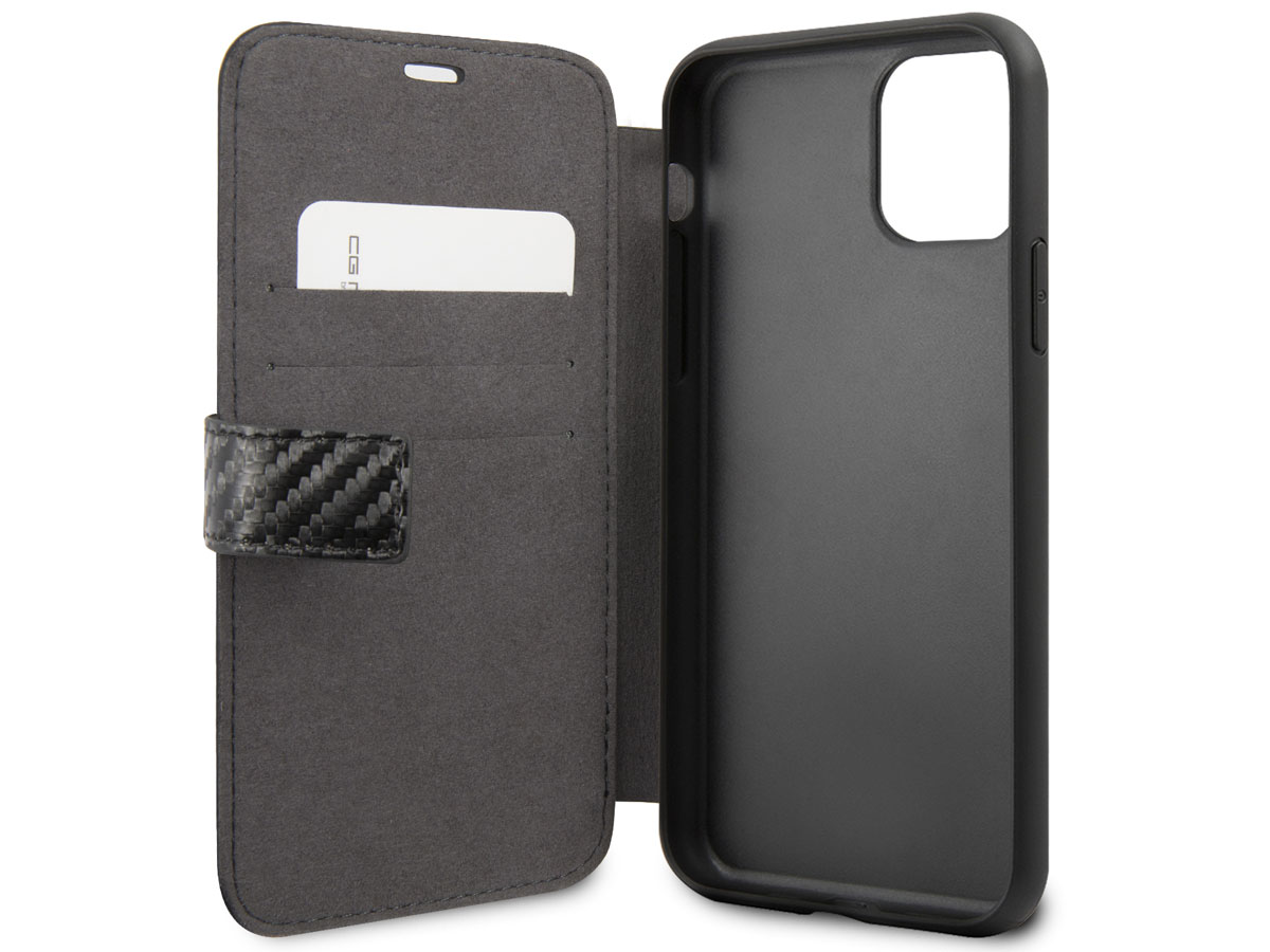 BMW M Sport Color Stitch Bookcase - iPhone 11 Pro Max hoesje