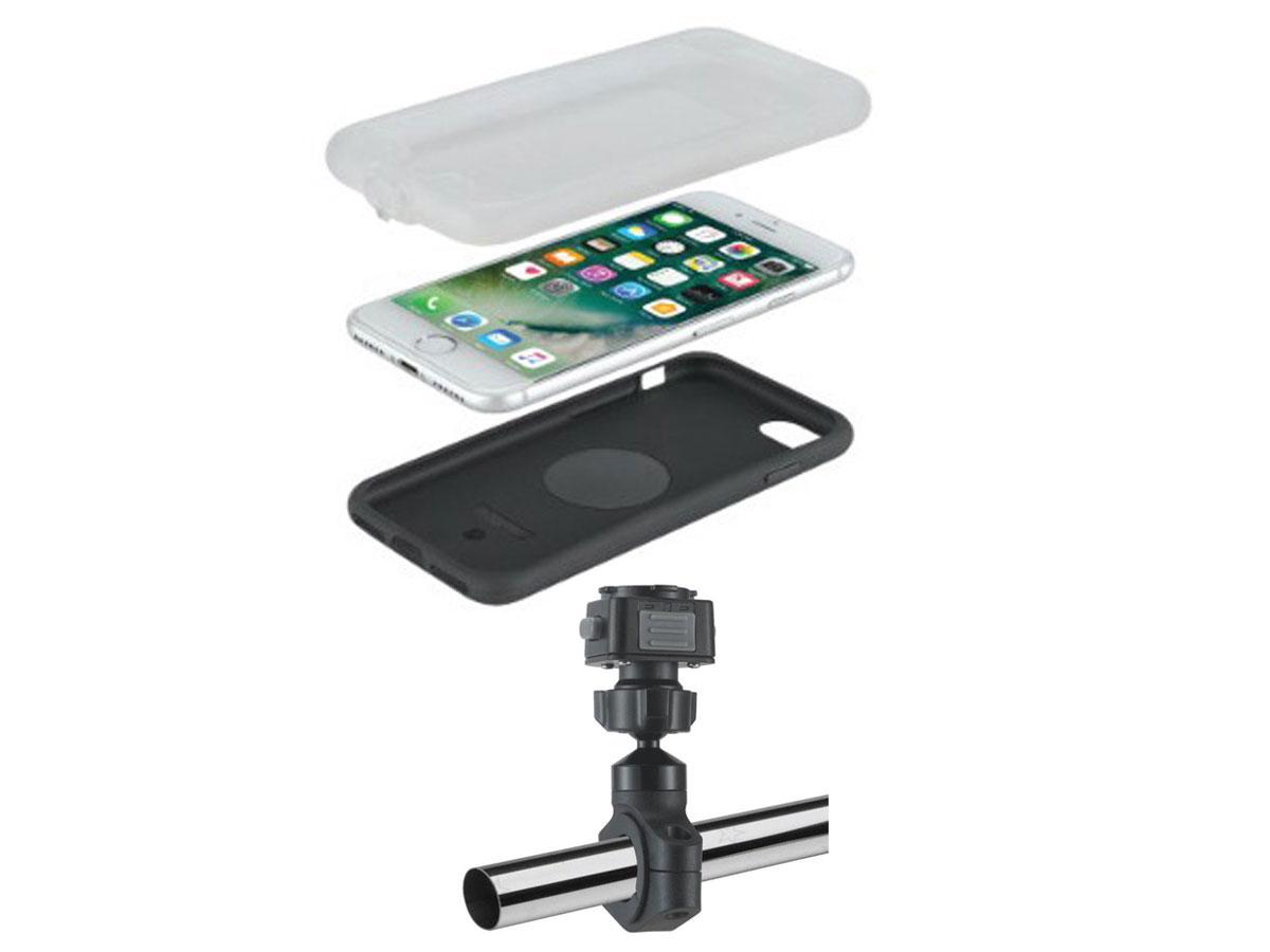 Tigra Fitclic MountCase Motorhouder voor iPhone 11 Pro Max met Rain Guard