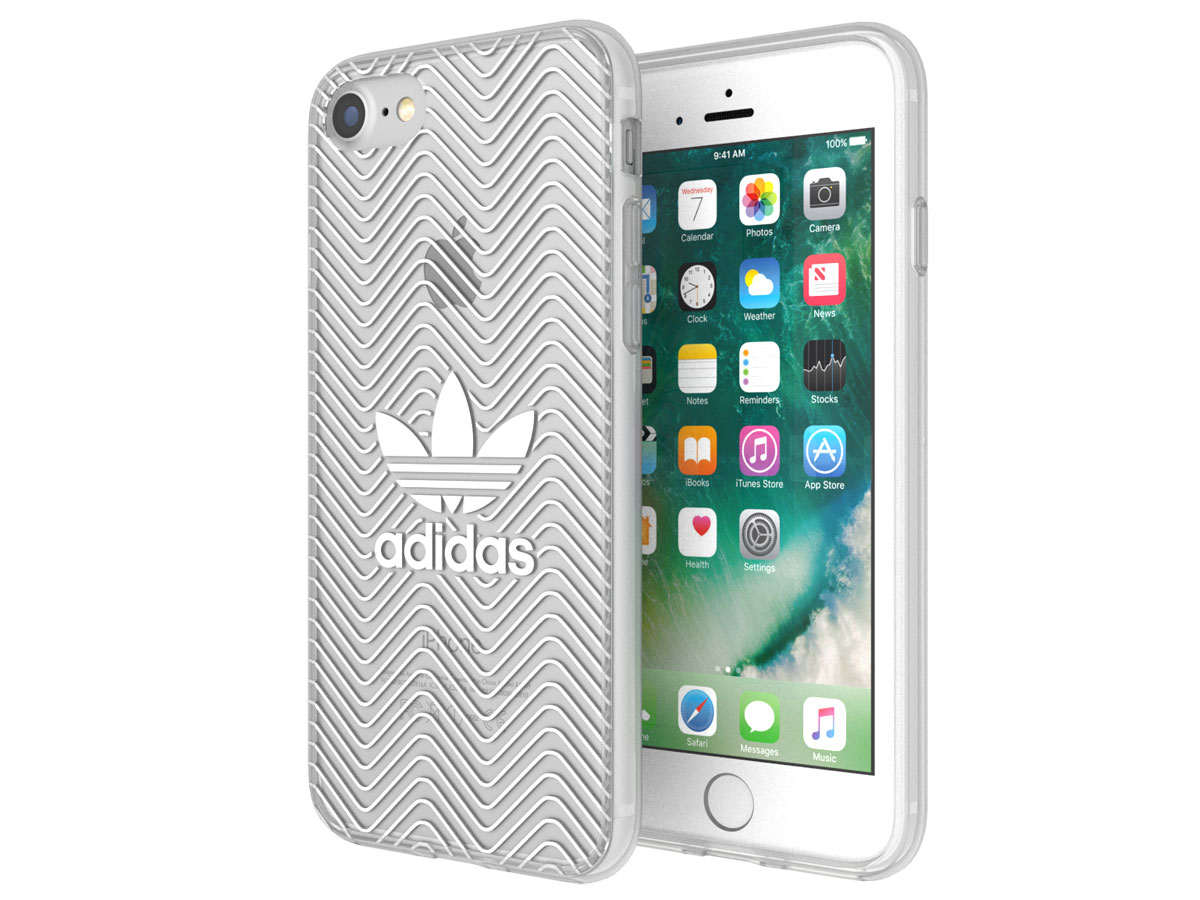 adidas Originals Clear Case - iPhone 8/7 hoesje