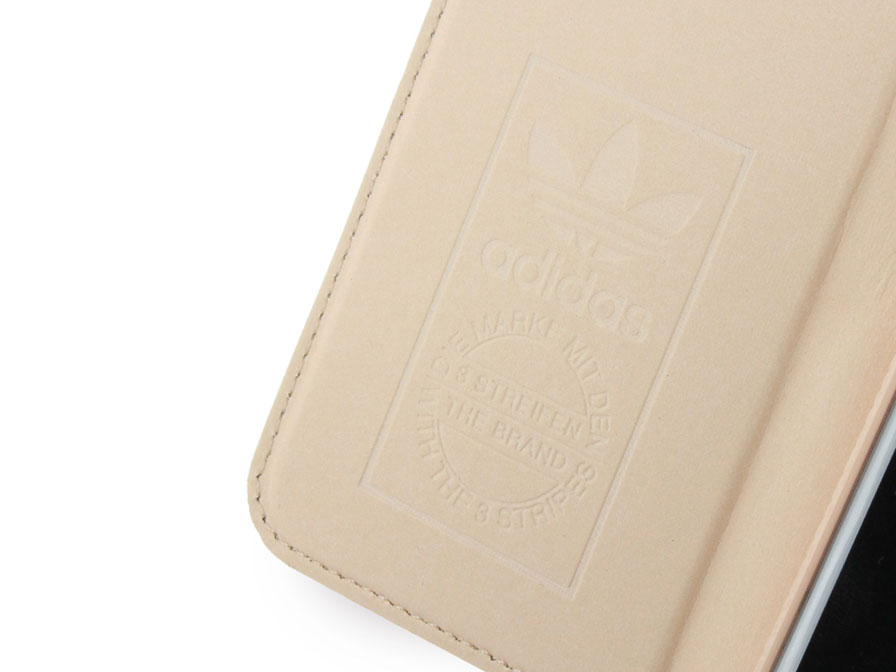 adidas Vintage Booklet Case - iPhone SE 2020 / 8 / 7 hoesje