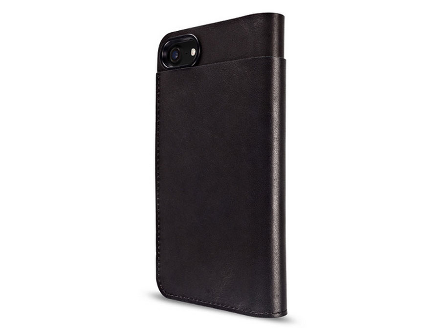 Artwizz Wallet Case - Leren iPhone 7 hoesje