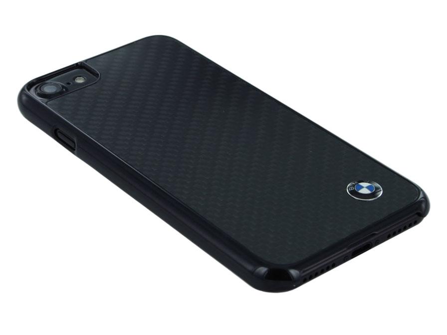 bmw carbon hard case iphone 8 7 6s hoesje. Black Bedroom Furniture Sets. Home Design Ideas