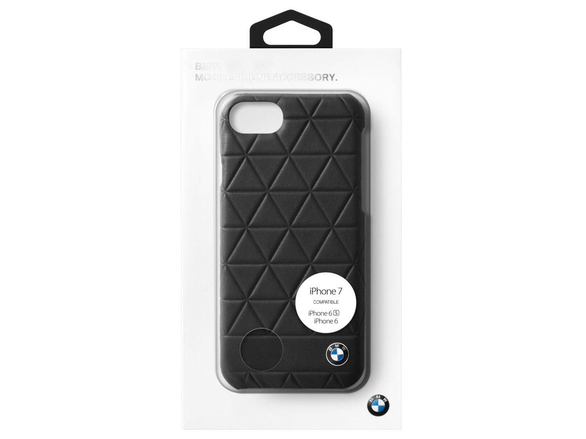 bmw iphone 8 7 6s hoesje leren hexagon hard case. Black Bedroom Furniture Sets. Home Design Ideas