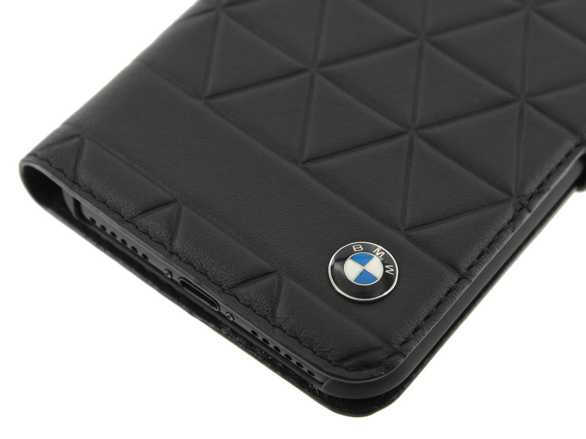 BMW Hexagon Bookcase - Leren iPhone 8/7/6s hoesje