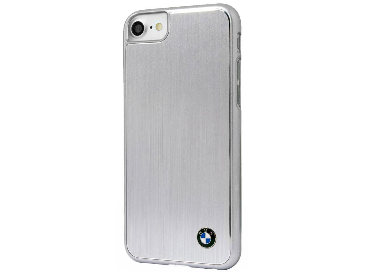 bmw iphone 8 7 hoesje brushed aluminium hard case. Black Bedroom Furniture Sets. Home Design Ideas