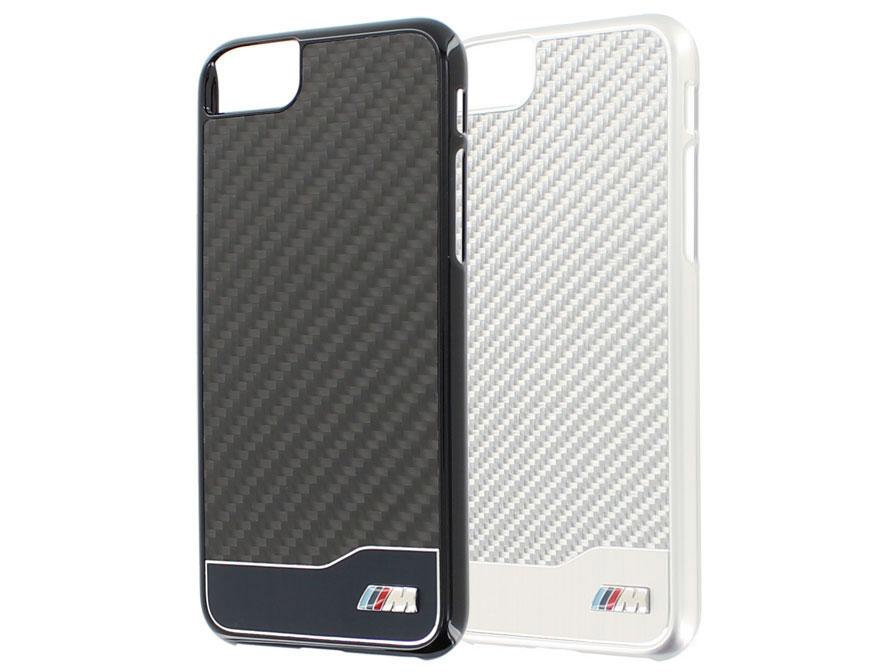bmw carbon aluminium case iphone 8 7 hoesje. Black Bedroom Furniture Sets. Home Design Ideas