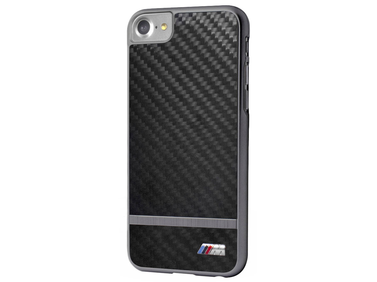BMW M Carbon Hard Case - iPhone 7 hoesje