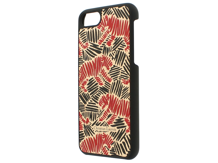 Christian Lacroix Maple Wood Case - iPhone SE 2020 / 8 / 7 hoesje