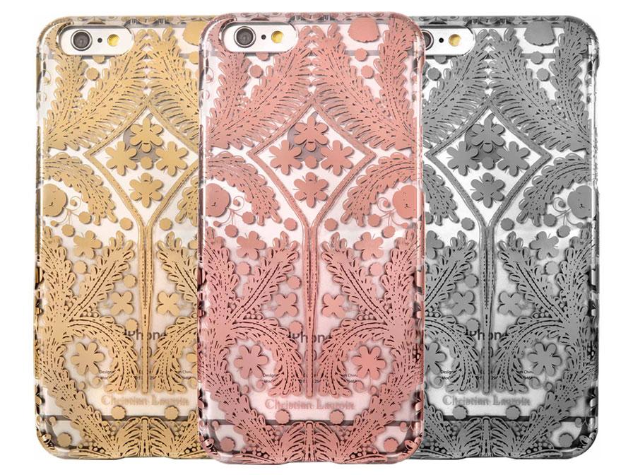 Christian Lacroix Paseo Hard Case - iPhone SE 2020 / 8 / 7 hoesje Rose goud