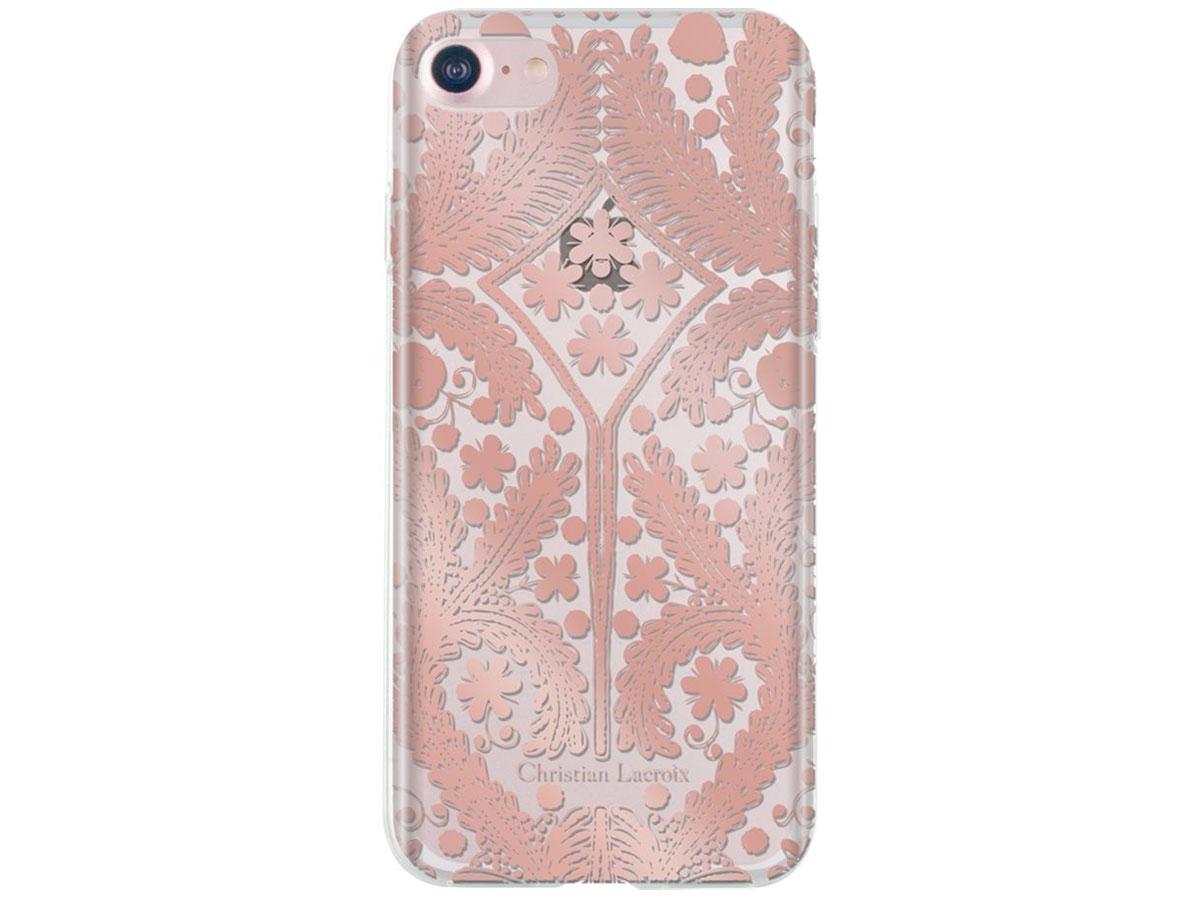 Christian Lacroix Paseo Hard Case Rosé - iPhone SE 2020 / 8 / 7 hoesje